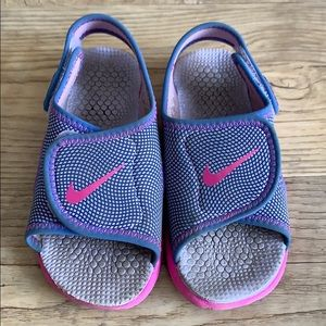 Nike Sandals Girls Size 9.5T